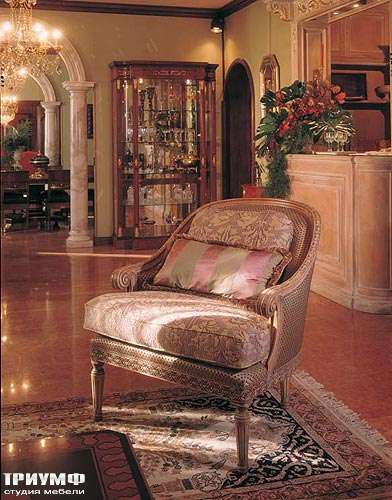 Итальянская мебель Francesco Molon - Кресло классика, P405