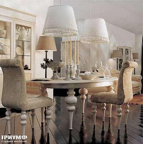 Итальянская мебель Giusti Portos - Стол овальный