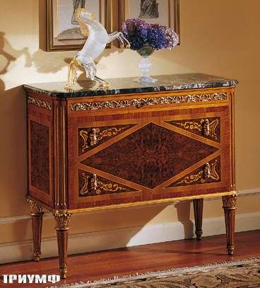 Итальянская мебель Colombo Mobili - Комод в неоклассическом стиле арт.508 кол. Mascagni