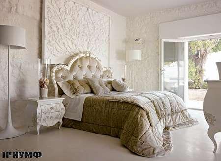 Итальянская мебель Volpi - кровать Diletta