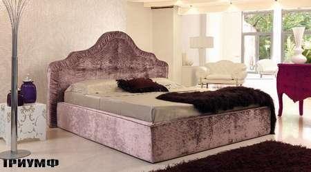 Итальянская мебель Bodema - кровать Arabesque