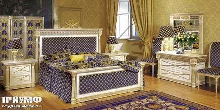Итальянская мебель Jumbo Collection - Кровать
