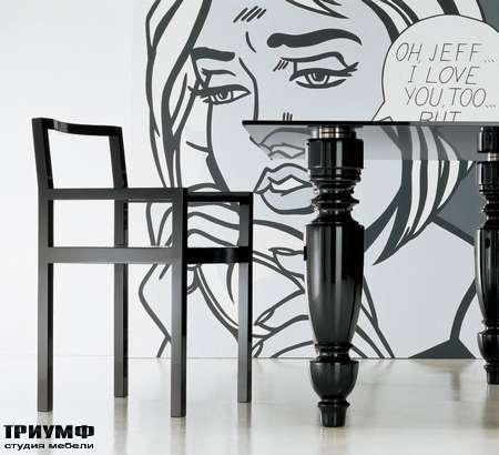 Итальянская мебель Moda by Mode - стул Light