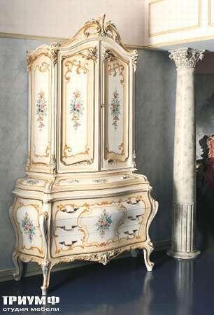 Итальянская мебель Silik - Гардероб с 2-мя створками  Venere