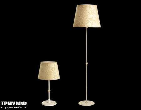 Итальянская мебель Cantori - светильники Clara