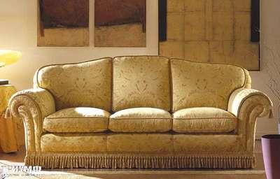 Итальянская мебель Zanaboni - Диван трехместный классический Venezia