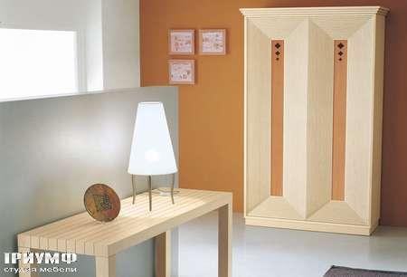Итальянская мебель Sellaro  - Шкаф Trompe