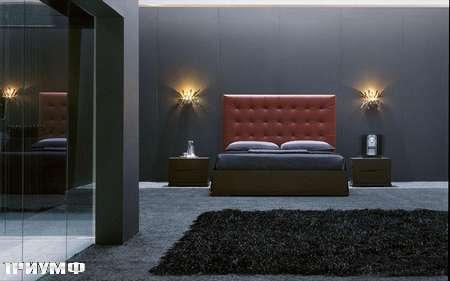 Итальянская мебель Presotto - кровать Dado