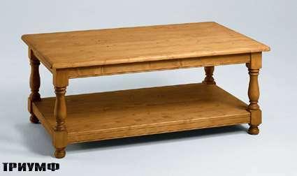 Итальянская мебель De Baggis - Стол журнальный М0762