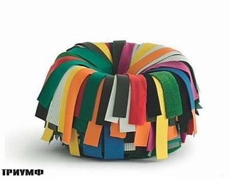 Итальянская мебель Edra - кресло Sushi
