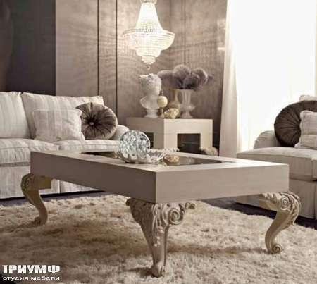 Итальянская мебель Dolfi - стол Bryan