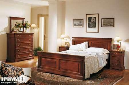 Итальянская мебель Interstyle - Elegance Notte кровать