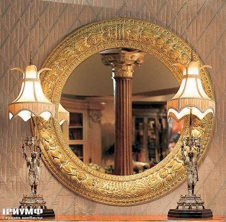 Итальянская мебель Provasi - round mirror