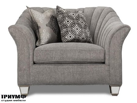 Американская мебель Magnussen - Pewter Chair