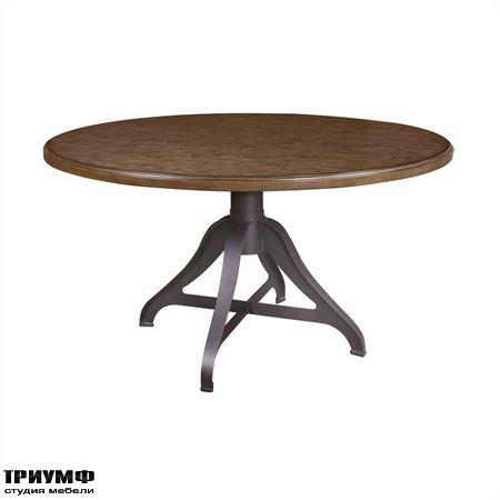Американская мебель Pulaski - Weston Loft Dining Tables