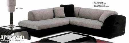 Итальянская мебель Formitalia - Диван Suzuka