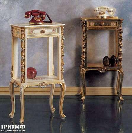 Итальянская мебель Silik - Подставка под телефон с ящиком