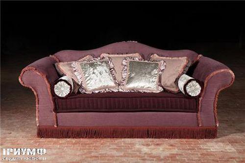 Итальянская мебель Mantellassi - Диван Twister