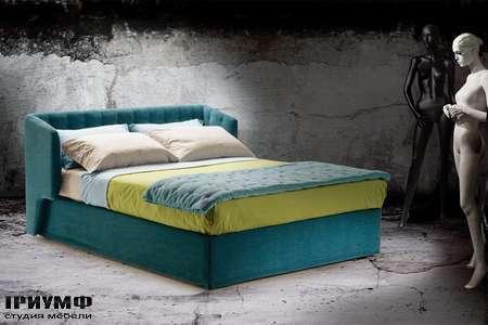 Итальянская мебель Milano Bedding - кровать Dorsey