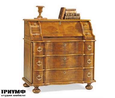 Итальянская мебель Selva - комод-бюро