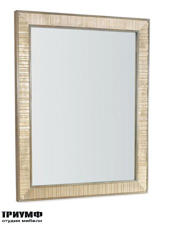 Американская мебель Hickory White - Westfall Landscape Mirror