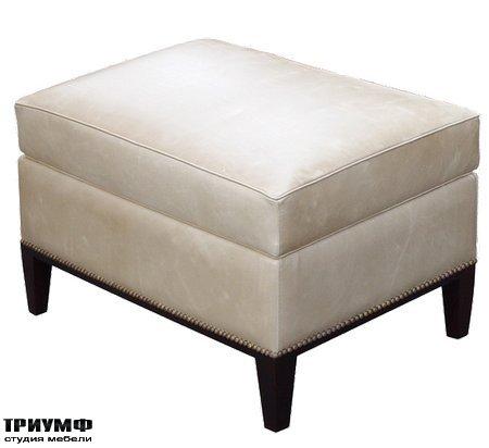 Американская мебель Oly - Benjamin Ottoman