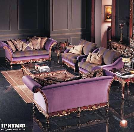 Итальянская мебель Jumbo Collection - Диван BAR-42