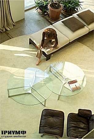 Итальянская мебель Gallotti & Radice - Журнальный стол Raj1