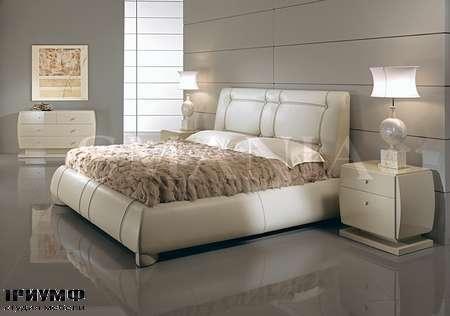 Итальянская мебель Smania - Кровать Admiral