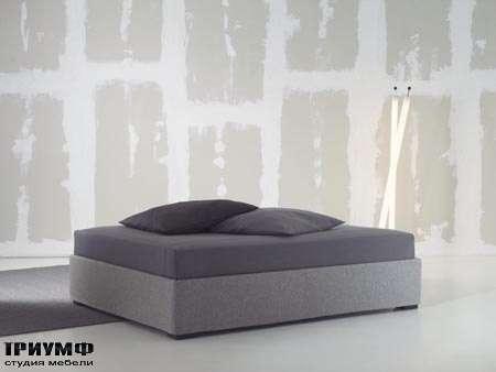 Итальянская мебель Orizzonti - кровать Sommier Plus