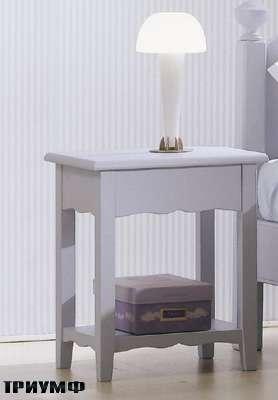 Итальянская мебель De Baggis - Прикроватный столик 20-702