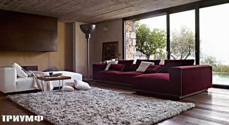 Итальянская мебель Arketipo - диван Norman