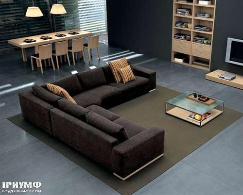 Итальянская мебель Pianca - Диван Family наборный