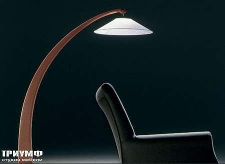 Итальянская мебель Flexform - complements lampada
