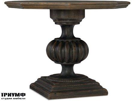 Американская мебель Hooker firniture - Blanco 46in Foyer   Dining Table
