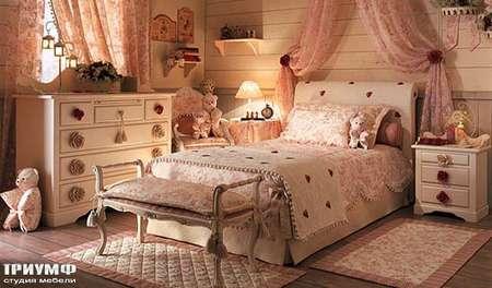 Итальянская мебель Halley - Детская, коллекция provence 1PR