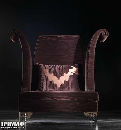 Итальянская мебель JC Passion - Кресло RIA-91 (1)