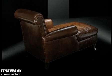 Итальянская мебель Baxter - Кушетка Charlotte