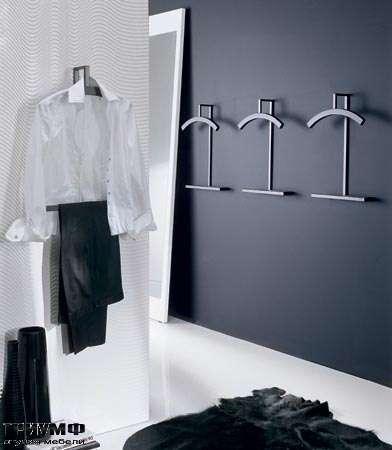 Итальянская мебель Porada - Вешалка для одежды Double