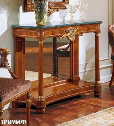 Итальянская мебель Colombo Mobili - Консоль в английском стиле арт.304 кол. Salieri