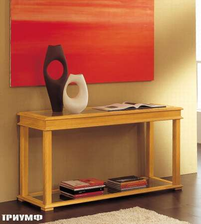 Итальянская мебель De Baggis - Консоль М0793