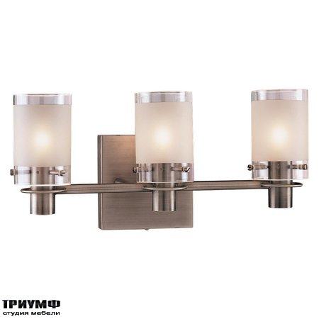 Американская мебель George Kovacs - 3 Light Bath