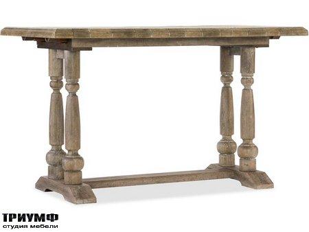 Американская мебель Hooker firniture - Boheme Brasserie Friendship Table