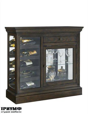 Американская мебель Pulaski - Display Cabinets Curios