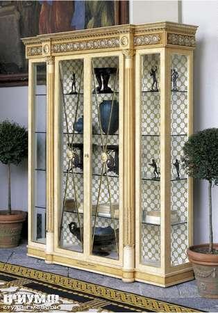 Итальянская мебель Jumbo Collection - Витрина в стекле коллекция Palladium