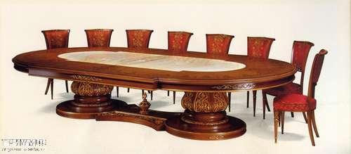 Стол овальный классический Versailles