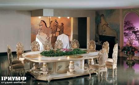 Итальянская мебель Silik - Стол для заседаний на 14 мест арт.925-С