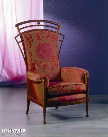 Итальянская мебель Carpanelli Spa - Кресло P147