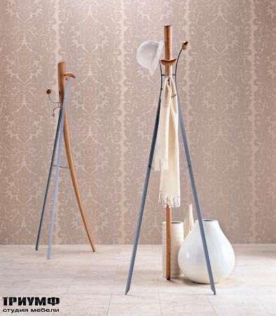 Итальянская мебель Porada - Вешалка для одежды Samurai
