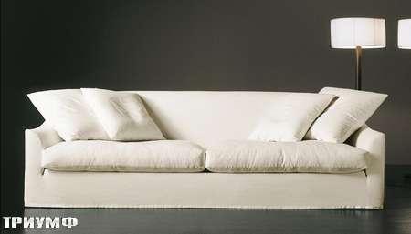 Итальянская мебель Meridiani - диван Lennon в ткани